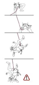Guiado cuerda